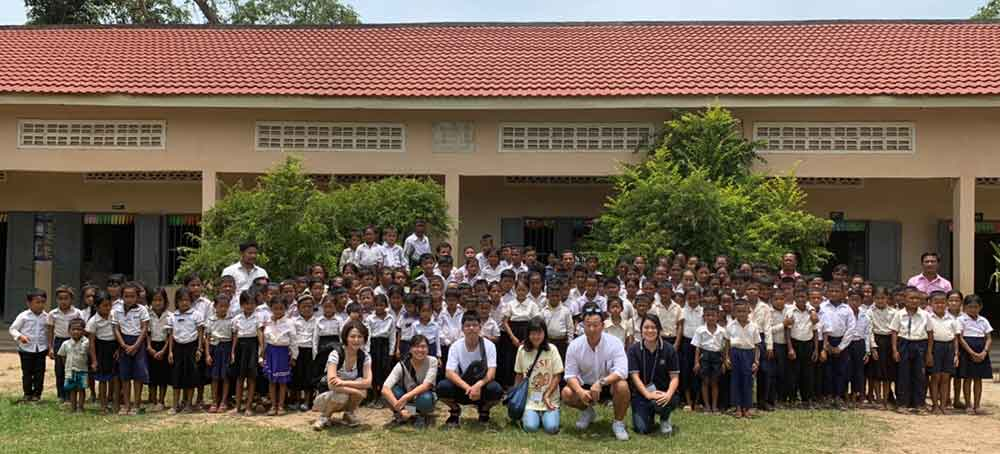 Cambodia Youth Volunteer 2019